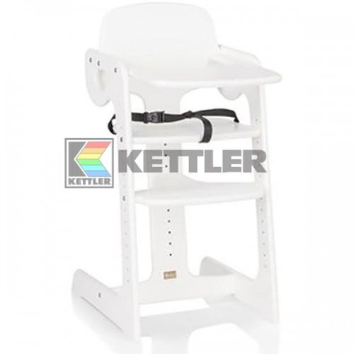 Стульчик для кормления Kettler White, код: H4893-6001