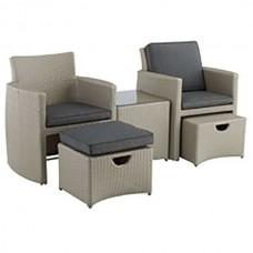 Набор мебели Kettler Cupido Wash, код: 0302531-5500