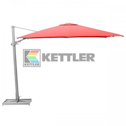 Зонтик Kettler 3000x3000 мм Right-Left Red, код: 0106049-0500