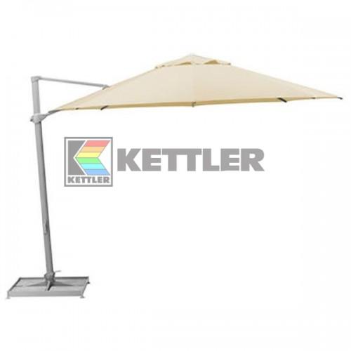 Зонтик Kettler 3500 мм Cantilever Nature, код: 0106046-0800