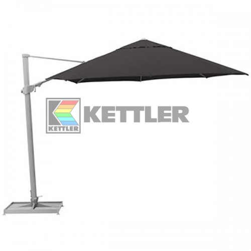 Зонтик Kettler 3500 мм Right-Left Anthracite, код: 0106048-0700