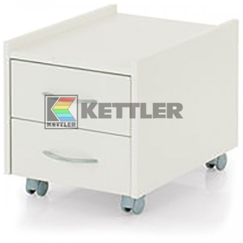Тумбочка Kettler Sit On White, код: 06763-111
