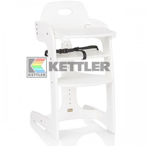 Стульчик для кормления Kettler Comfort White, код: H4895-6001